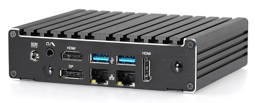 Miniature Digital Signage player